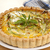 Minced Beef and Leek Quiche stock photo © blinztree