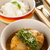 Thai Spicy Fish Tail Topped with Sawtooth Coriander stock photo © blinztree