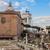 város · panorámakép · kilátás · Mexikó · ősi · romok - stock fotó © bloodua