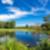 kora · reggel · tó · park · Ontario · természet · panoráma - stock fotó © bloodua