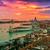 драматический · небе · канал · базилика · закат - Сток-фото © bloodua