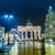 Brandenburgi · kapu · Berlin · Németország · világítás · éjszaka · város - stock fotó © bloodua