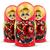 russisch · pop · familie · illustratie · stijl - stockfoto © bloodua
