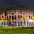 colosseum at night in rome italy stock photo © bloodua