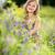kwiaty · portret · cute - zdjęcia stock © bloodua