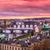 panoramik · görmek · kule · Prag · şehir · nehir - stok fotoğraf © bloodua