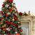 albero · di · natale · moderno · interni · soggiorno · decorato - foto d'archivio © bloodua