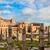 romana · ruinas · Roma · antiguos · cielo · azul · día - foto stock © bloodua