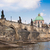 köprü · kış · Prag · Çek · Cumhuriyeti · Bina · ışık - stok fotoğraf © bloodua