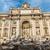 Rome · Italië · vintage · fontein · hemel · water - stockfoto © bloodua