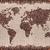 koffie · kaart · bonen · witte · wereld · chocolade - stockfoto © bloodua