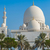 Абу-Даби · белый · мечети · город · Объединенные · Арабские · Эмираты · небе - Сток-фото © bloodua