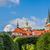 Cityscape · Прага · лет · деревья · листьев · небе - Сток-фото © bloodua