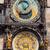 toren · sterrenkundig · klok · Praag · hemel · bloemen - stockfoto © bloodua