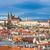 Praga · inverno · cidade · velha · pesado · queda · de · neve · céu - foto stock © bloodua