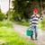 week-end · pêche · photo · grand-père · petit-fils · séance - photo stock © bloodua