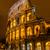 colosseum · zonsondergang · Rome · Italië · ruines · zonsopgang - stockfoto © bloodua