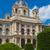 palota · kilátás · kert · Bécs · Ausztria · épület - stock fotó © bloodua