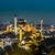 este · kilátás · Isztambul · Törökország · Szófia · éjszaka - stock fotó © bloodua