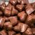 darabok · csokoládé · diók · fa · háttér · asztal - stock fotó © bloodua