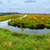 landscape with forest lake in autumn panorama stock photo © bloodua