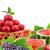 renkli · sağlıklı · taze · meyve · sebze · atış - stok fotoğraf © bloodua