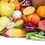 enorme · grupo · legumes · frescos · frutas · isolado · branco - foto stock © bloodua