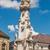 heilig · kolom · Boedapest · standbeeld · kerk - stockfoto © bloodua