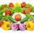 friss · zöldségek · izolált · fehér · levél · gyümölcs · háttér - stock fotó © bloodua
