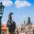 моста · Прага · лет · город · Церкви · синий - Сток-фото © bloodua