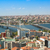 istanbul panoramic view from galata tower turkey stock photo © bloodua