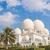 moskee · midden · oosten · Verenigde · Arabische · Emiraten · Abu · Dhabi · stad · hemel - stockfoto © bloodua