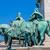 heróis · praça · Budapeste · Hungria · cidade · cavalo - foto stock © bloodua