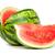 friss · érett · lédús · görögdinnye · lövés · fehér - stock fotó © bloodua