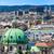 panorama · Avusturya · büyük · fotoğraf · bahar · orman - stok fotoğraf © bloodua