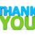 thank you word over white stock photo © blotty