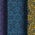 colección · sin · costura · pastel · patrones · concéntrico · círculos - foto stock © blotty