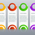 colorful web stickers tags and labels stock photo © blotty