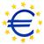 euros · signo · blanco · ordenador · generado · imagen - foto stock © blotty