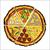pizza · gıda · menü · kafe · broşür · vektör - stok fotoğraf © blotty