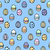 easter egg seamless vector pattern stock photo © blotty