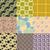 vector of seamless patterns set stock photo © blotty