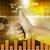 üzletember · hüvelykujj · felfelé · diagram · férfi · boldog - stock fotó © bluebay