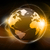 globale · computer · netwerk · abstract · tech · wereldbol - stockfoto © bluebay