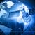 satelitarnej · komunikacja · nowoczesne · planety · Ziemi · 3d · ilustracji · ziemi - zdjęcia stock © bluebay