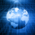 цифровой · мира · интернет · карта · аннотация · свет - Сток-фото © bluebay
