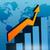üzleti · grafikon · absztrakt · felirat · pénzügy · marketing · adat - stock fotó © bluebay