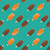 мороженым · кремом · вектора · красочный · линия - Сток-фото © bluelela