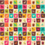 seamless patterns with colorful squares christmas reindeers gi stock photo © bluelela