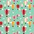vliegen · naadloos · vector · patroon · kleurrijk - stockfoto © bluelela